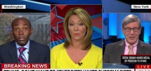 CNN segment on alt-right, via YouTube