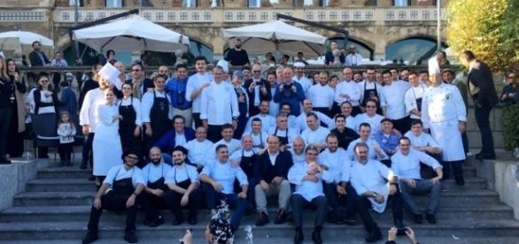 Gli chef de Le Soste di Ulisse in scena a Palermo