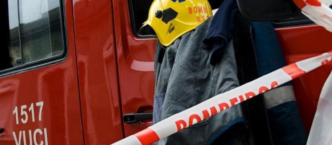 Dois homens terão sido soterrados pela queda de um prédio em Lisboa