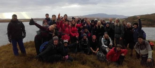 A journey to Iceland to raise money for RNIB