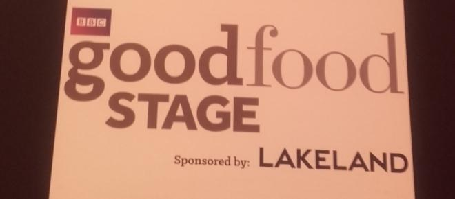 An alternative Saturday at the BBC Food Show