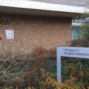 Amtsgericht Bergisch Gladbach Foto: Sigrid Schulz