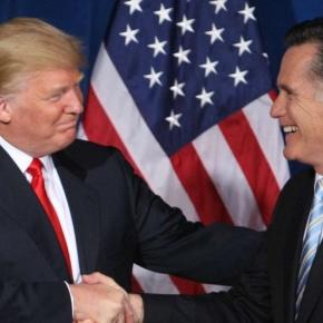 Awkward: 'Phony' Trump considers 'loser' Mitt Romney as secretary ... - scmp.com
