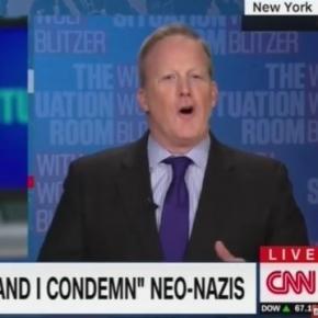 CNN segment on Trump and the alt right, via YouTube
