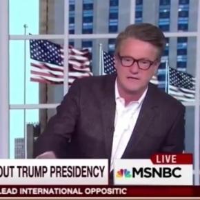MSNBC on Donald Trump and the media, via YouTube