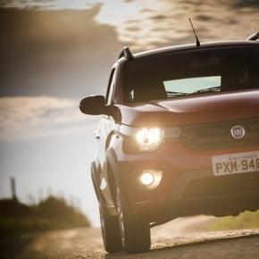 Novo Fiat Mobi Drive começará a ser vendido até o final deste mês