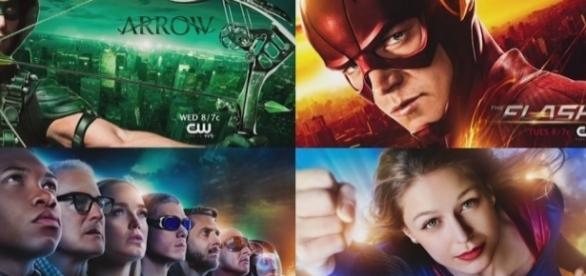 Four-Way Superhero Crossover Coming to The CW | CW33 NewsFix - cw33.com