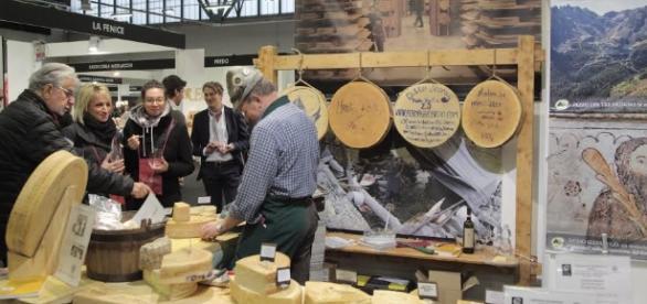 Gourmarte - I più grandi chef e i migliori produttori delle eccellenze enogastronomiche a Bergamo dal 26 al 28 novembre.
