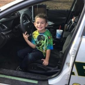 Florida Boy Calls 911 to Invite Police Officers to Thanksgiving ... - go.com