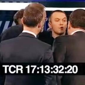 Jurnalistul polonez agresat tocmai vorbise de bine Romania
