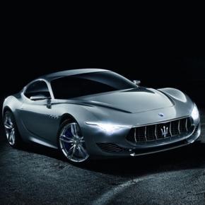 Maserati Alfieri também terá uma versão 100% elétrica.