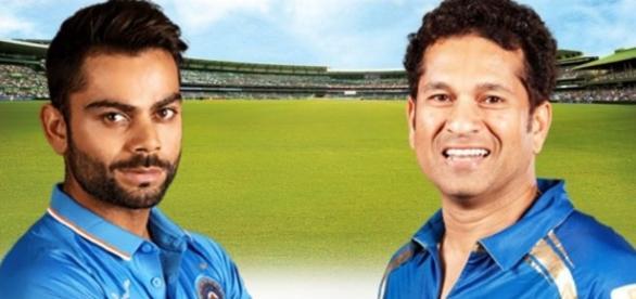Virat Kohli vs Sachin Tendulkar Quick Comparision | Cricket | 2016 Youtube