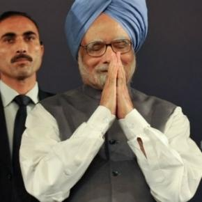 Former Indian prime minister Manmohan Singh / Photo Via World Economic Forum, Flickr