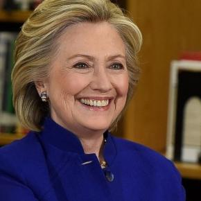 Hillary Clinton was surprised on Thanksgiving Day - Photo: Blasting News Library - go.com