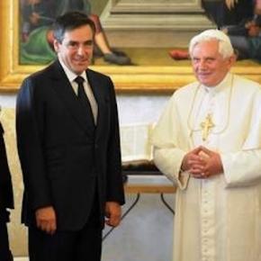 """Le pape et Fillon, deux """"François"""" parmi tant d'autres"""