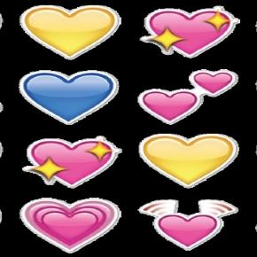 Emoji coração significado