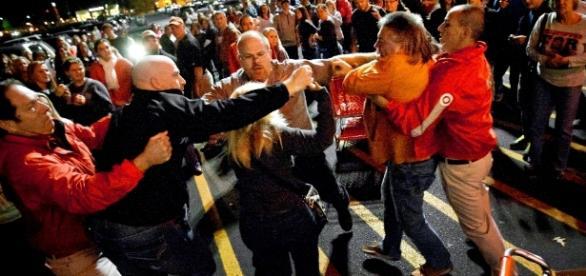 Bangalore Blogger: Black Friday Frenzy is Capitalism's Scorn of a ... - ibtimes.co.uk