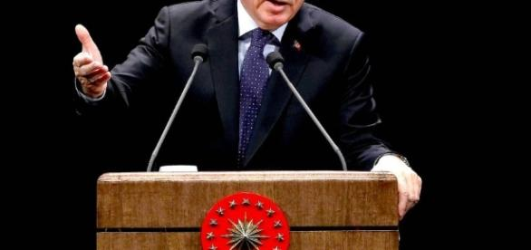 Türkei droht EU: Erdogan will Flüchtlinge nach Europa lassen - faz.net