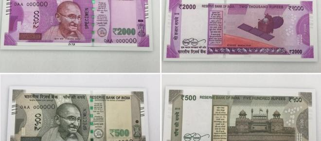 Demonetisation Of present 500 and 1000 notes- advantages and disadvantages