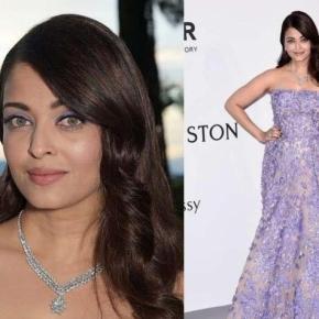 Bollywood actresses - indianexpress.com/article/entertainment/bollywood/cannes-2015-aishwarya-rai-bachchan-lilac-elie-saab-amfar