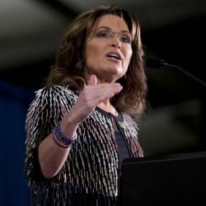 Palin scores moment in Trump's spotlight - POLITICO - politico.com