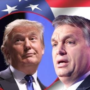 -Trump has invited Hungarian Prime Minister Viktor Orban to the White House for negotiations - Photo Collage (Creative Commons)