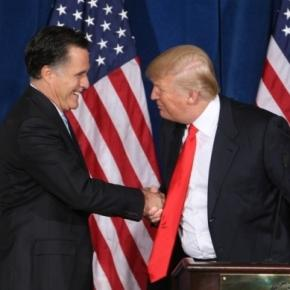 Donald Trump schedules second meeting with Mitt Romney - dailykos.com