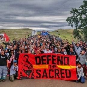 USPCN supports #NoDAPL on #IndigenousPeoplesDay - uspcn.org