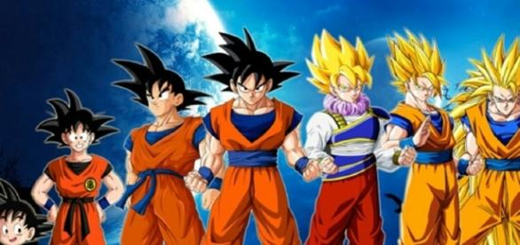 1000+ images about Dragon Ball (Z, GT) saga on Pinterest   Goku ... - pinterest.com