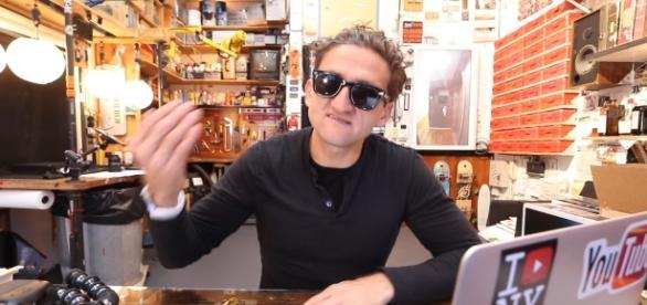 "Casey Neistat on Nov. 19: ""I'm ending the vlog"". (YouTube-screenshot / creative commons / free to use)."