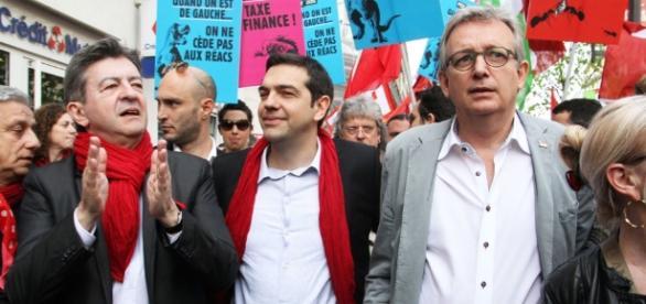 """Le Front de gauche veut envoyer """"Vallser l'autorité"""" - leJDD.fr - lejdd.fr"""