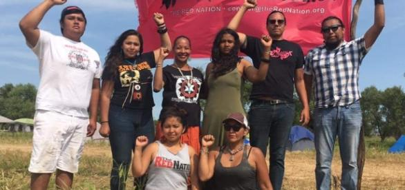 No Dakota Access Pipeline - Liberation News - liberationnews.org