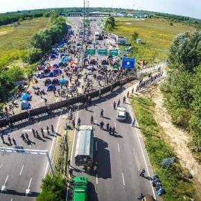 20 Minuten - Illegaler Grenzübertritt gilt in Ungarn nun als ... - 20min.ch