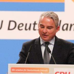 German politician Thomas Strobl wants to deport 500.000 refugees to a repatriation center in Egypt - Photo: Olaf Kosinsky (commons.wikimedia.org)