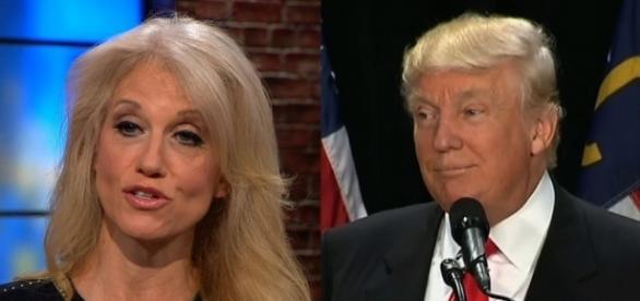 Kellyanne Conway: Clinton camp made 'grievous error' - CNNPolitics.com - cnn.com
