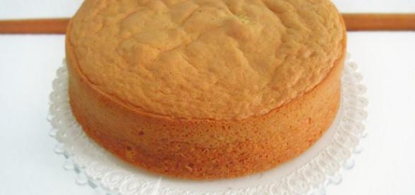 Pan di Spagna - incucinapercaso.com