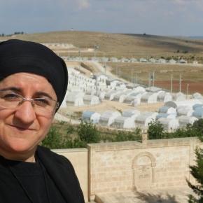 Kampf gegen IS: Deutsche Nonne hilft im Irak und in Syrien ... - spiegel.de
