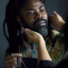 Le performeur Camerounais Chrsitian Etongo