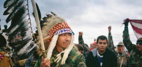 Le proteste dei Nativi americani