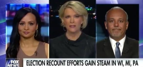 Megyn Kelly on Donald Trump voter fraud claims, via YouTube