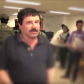 """Detalla PGR captura de """"El chapo"""" en México"""