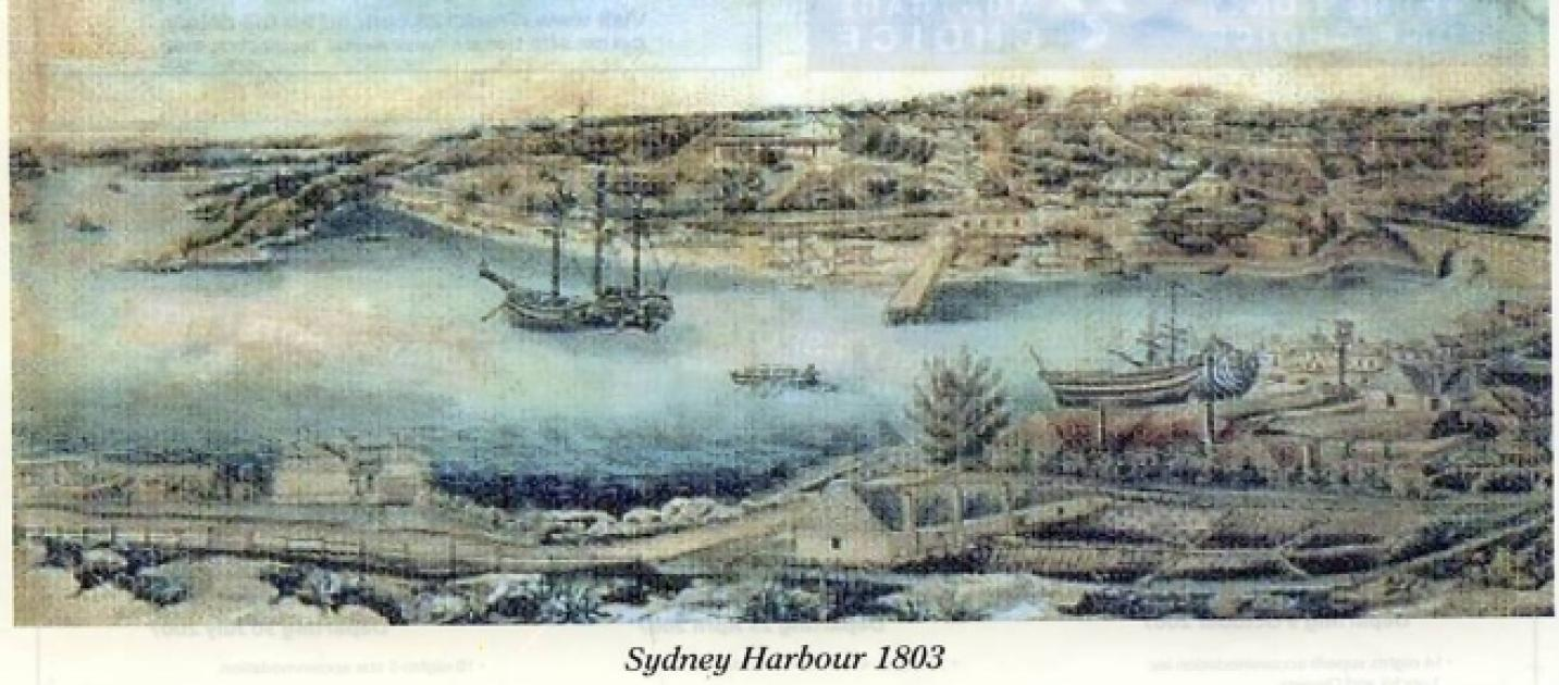 What were the long-term effects of the British colonization of Australia?