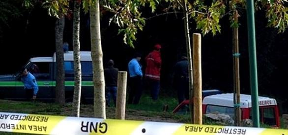 Durante a perseguição policial o suspeito atirou-se ao rio acabando por se afogar