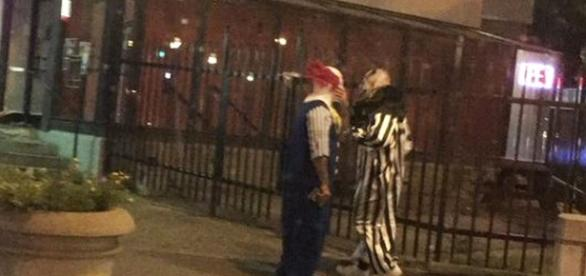 Killer clowns' reportedly spotted in Manchester ....- thetab.com