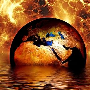 A top biologist says the Earth will end soon and false hope is foolish. Photo-Pixabay
