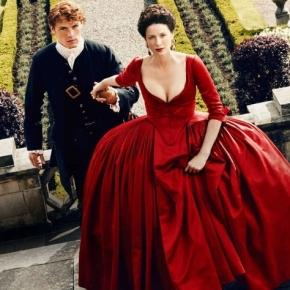 Outlander Season 2 promotional poster / Photo via E! News