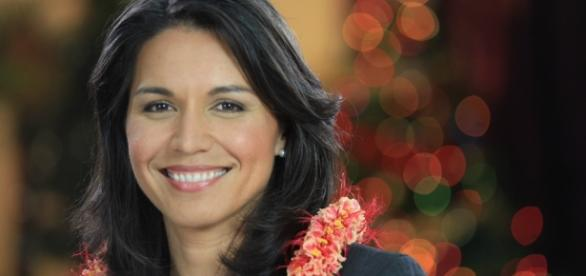 After Morning Meeting, Tulsi Gabbard Pledges to Work with Donald Trump - downtrend.com