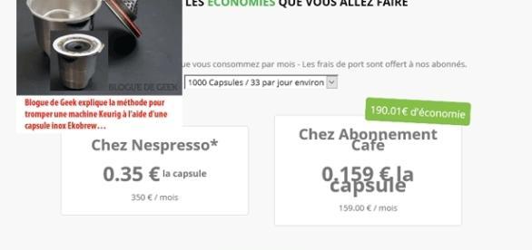 Site Ou Trouver Des Capsules De Cafe