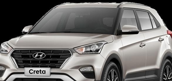 Hyundai Creta terá opções de motor de 1.6 e 2.0 litros