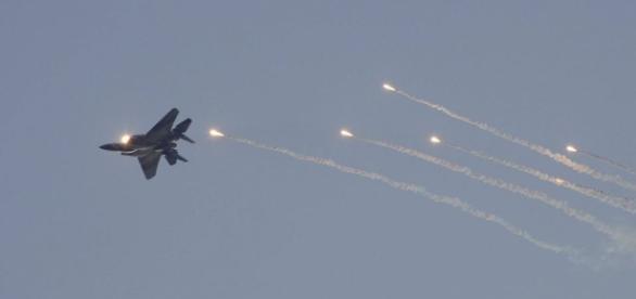 IDF dismisses Syria claim it shot down 2 Israeli aircraft   The ... - timesofisrael.com